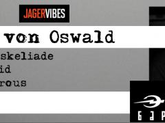 Live show with Moritz von Oswald