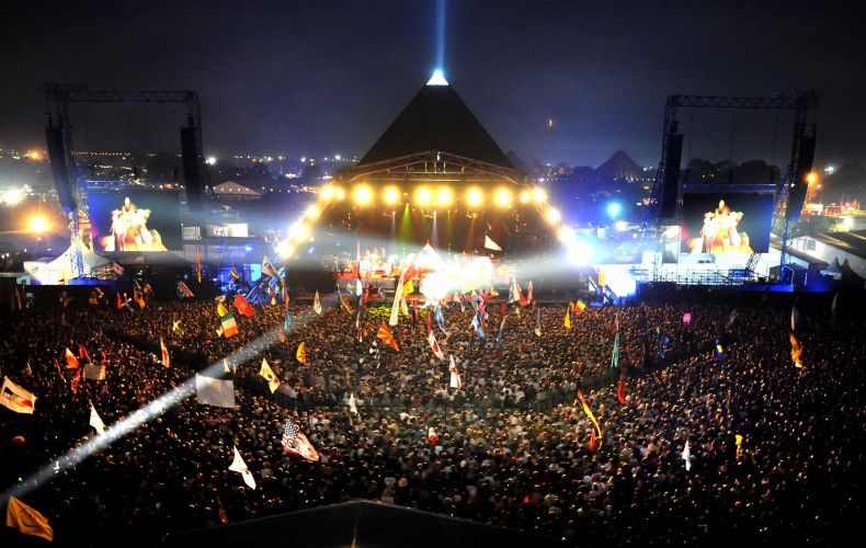 Maskeliade at Glastonbury