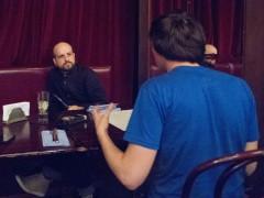 Maskeliade interviewed Matthew Herbert