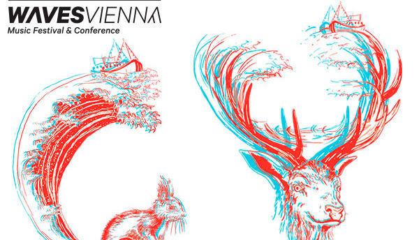 Maskeliade at Waves Vienna