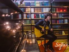 Acoustic set at Sofar Sounds