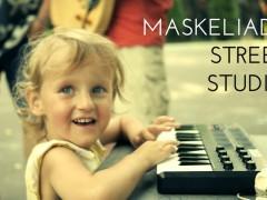 Maskeliade Street Studio new video