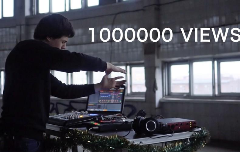 First million!